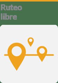 ONROAD - icono - ruteo libre