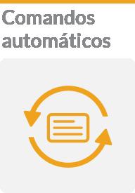 OnRouting - comandos automaticos