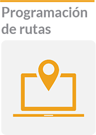 OnRputing - Programación de rutas - icono