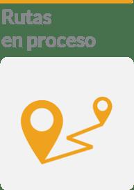 OnRputing - Rutas en proceso - icono